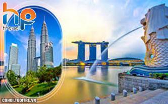 Du lịch Malaysia - Singapore 6 ngày - Tết 2018
