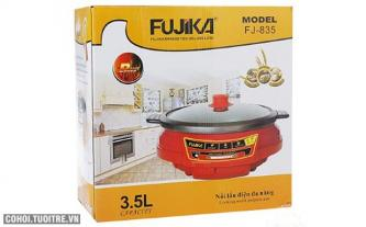 Nồi lẩu điện Fujika FJ 835