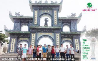 Tour Đà Nẵng, Bà Nà, Hội An 4N3Đ, KS 4 sao