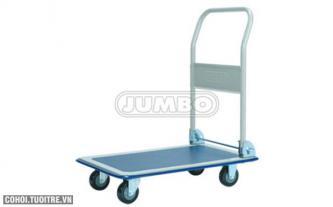 Xe đẩy hàng 4 bánh Thái Lan Jumbo HL 110 giá cực rẻ