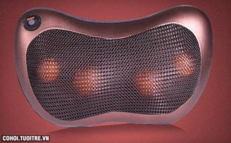 3 dòng gối massage hot trên thị trường