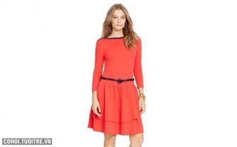 Đầm hàng hiệu Mỹ Ralph Lauren mã O563