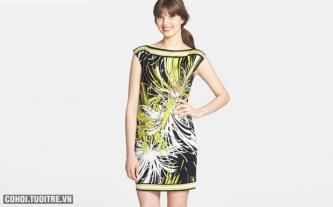 Đầm hàng hiệu Mỹ Trina Turk mã O306
