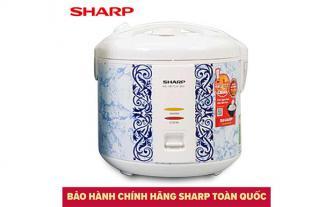 Xả kho nồi cơm điện Sharp KS-181TJV giá từ 445 ngàn