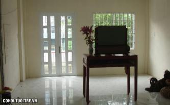 Cho thuê nhà mặt tiền ngay trung tâm TP.Tân An