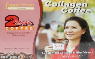 Cà phê Collagen sữa