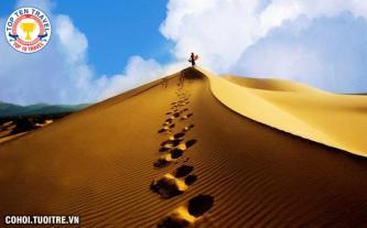 Tour du lịch Phan Thiết - thoáng bình yên phố biển