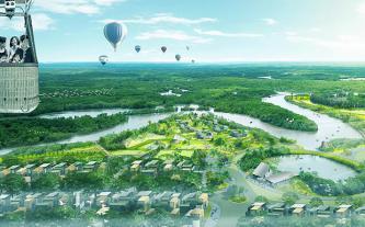 Biệt thự nghỉ dưỡng biển giá 1,55 tỉ đồng tại TP.HCM hút khách