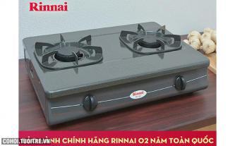 Bếp gas Rinnai 6 tấc RV-360GM