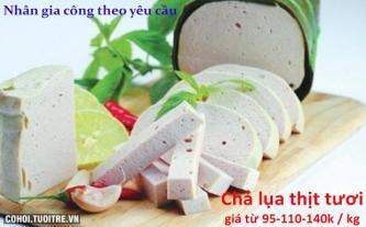 Thực phẩm chế biến sẵn - Ngon, bổ, rẻ