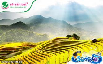 Tour miền Bắc Hà Nội, Tràng An, Bái Đính 6N5Đ