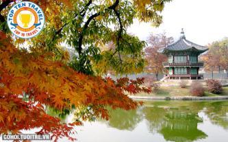 Du lịch Hàn Quốc đến với Seoul, Everland, Nami