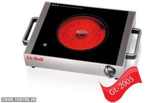 Bếp điện quang Gali GL-2005 thương hiệu Việt