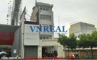 Cho thuê nhà mặt tiền đường Nguyễn Văn Trỗi