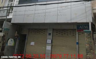 Cho thuê nhà mặt tiền đường 3 Tháng 2