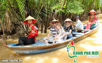 Du lịch sinh thái và thăm làng nghề ở Nam Bộ