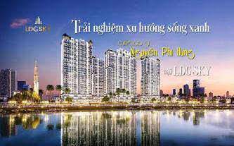 Trải nghiệm xu hướng sống xanh cùng ca sĩ Nguyễn Phi Hùng tại LDG SKY