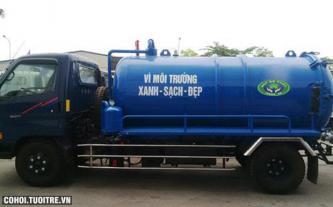 Dịch vụ thông tắc cống uy tín tại Hoàng Quốc Việt
