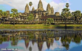 """Du lịch """"phượt"""" xuyên 4 nước Campuchia – Thái Lan – Malaysia – Singapore"""