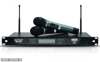 Micro không dây karaoke Guinness MU 1220