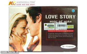 Ngọc Đế Hoàn (Love Story) Tăng Cường Sinh lý Nam Giới