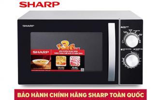 Xả kho lò vi sóng Sharp R-31A2VN-S giá từ 1,45 triệu