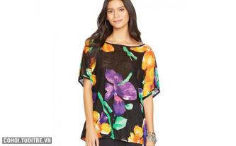 Áo thun nữ hàng hiệu Mỹ Ralph Lauren mã O445
