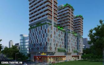 Dự án căn hộ office-tel Charmington La Pointe