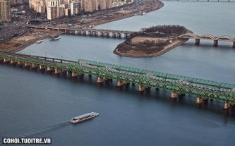 Đến Hàn Quốc thăm phim trường Hậu duệ mặt trời