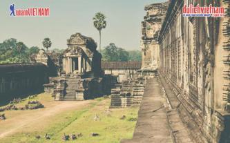 Tour Siemreap - Phnompenh, Campuchia trọn gói 3,5 triệu