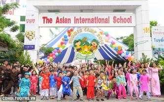 Trại hè Asian School