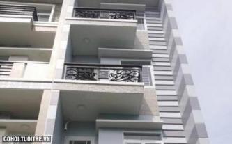 Nhà mặt tiền đường Bàu Cát 1 quận Tân Bình