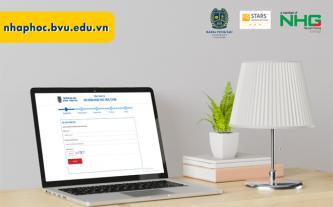 BVU xét tuyển học bạ đợt bổ sung, hạn cuối đến 31-8-2021