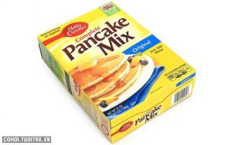Bột làm bánh Pancake Mix của Mỹ