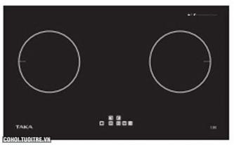 Bếp đôi điện từ Taka TK-I1B1
