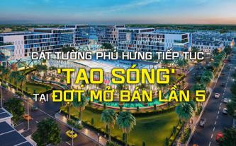 Cát Tường Phú Hưng tiếp tục