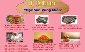Các sản phẩm món ăn ngày Tết