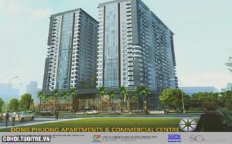 Thiết kế sang trọng với dự án căn hộ Southern Dragon