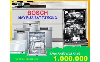 Máy rửa bát độc lập Bosch SMS63L08EA