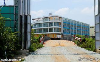 Sinh viên Trường ĐH Văn Lang học tập tại cơ sở mới