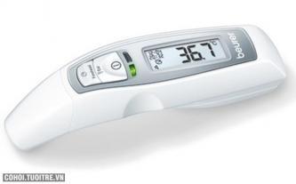 Nhiệt kế điện tử đo tai, trán Beurer FT70