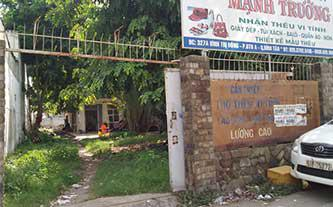 Cần sang nhà mặt tiền Q.Tân Bình, TP.HCM