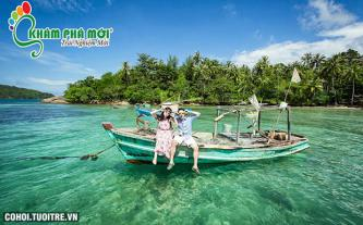 Khám phá thiên đường biển đảo Nam Du 2 ngày 2 đêm
