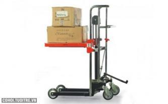 Xe nâng tay cao HS 0415 tải trọng nâng 400kg