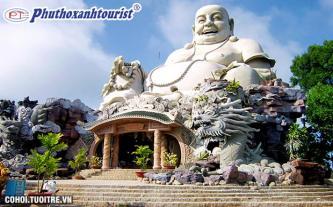 Du lịch Tết Dương lịch 2016 Châu Đốc - Hà Tiên - Phú Quốc