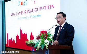 Lễ khánh thành cơ sở đào tạo mới tại Việt Nam