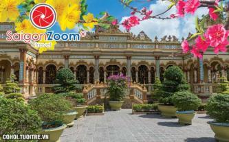 Tour Tiền Giang - Cần Thơ Tết Nguyên Đán 2015