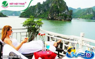Tour Hà Nội, Hạ Long 4N3Đ, khách sạn 3 sao