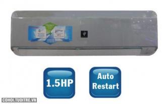 Tặng 1 triệu đồng khi mua máy lạnh SHARP AH-AP12 1.5 HP