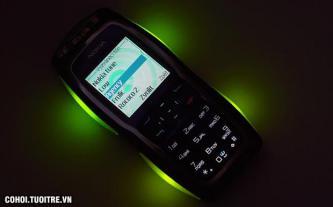 Điện thoại Nokia 3220 (máy cũ)
